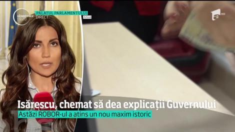 Mugur Isărescu, chemat să dea explicaţii în faţa şefilor Guvernului care au acuzat rolul BNR şi în creşterea inflaţiei