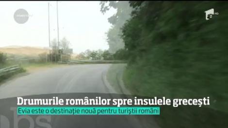 Drumurile românilor spre insulele greceşti
