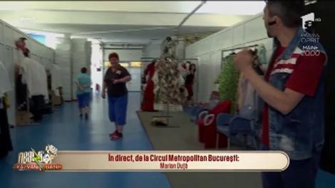 Circul Metropolitan Bucureşti pregăteşte spectacolul Reveria
