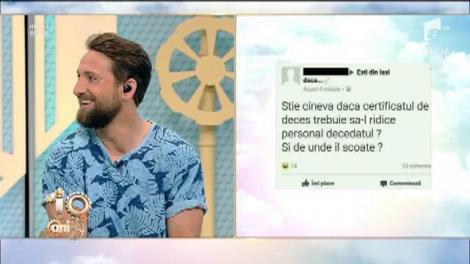 """Domnul Nicu Nicu e noua senzație de pe Facebook! """"Iam aschiziționat de la mall"""""""