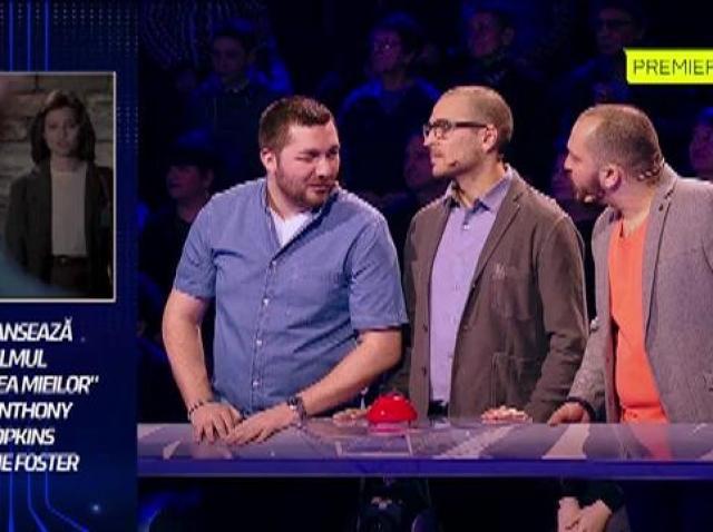 Aproape de perfecțiune! Cei trei concurenți pierd suma minimă la runda a patra din Guess My Age