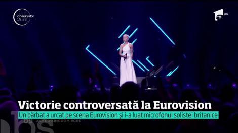 Cu un mesaj feminist şi un refren ce imită sunetele unei găini, o tânără din Israel a câştigat concursul Eurovision