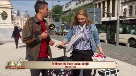 """Cum este să fii biciclist în București. Cristina Cioran: """"Șoferii s-au civilizat"""""""