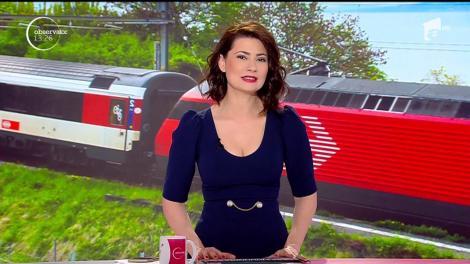 Cu trenul prin Europa. Pasageri vor avea legături directe spre Istambul, Sofia și Salonic