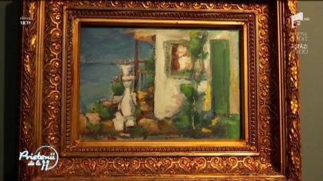 Art Safari 2018 umple Bucureștiul de artă. Lucrările provin din muzee românești și străine