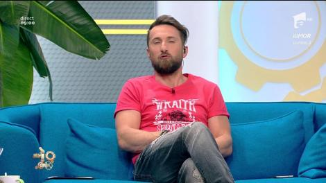 """Dani, de-a dreptul oripilat de colegul Răzvan: """"Nu am auzit de un bărbat să își precomande ceva, este împotriva naturii"""""""