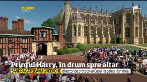 Se apropie clipa așteptată de întreaga planetă! Prințului Harry și-a făcut apariția alături de fratele său!