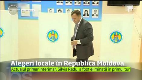 Primul tur al alegerilor locale anticipate de la Chişinău nu a desemnat un câştigător, dar a adus o surpriză