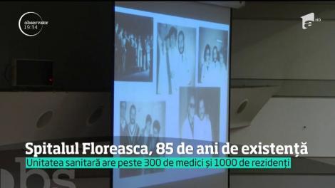 Spitalul Floreasca, 85 de ani de existență