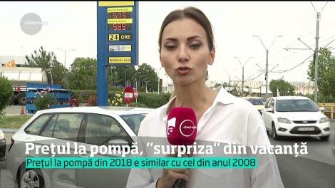 """""""Surpriza"""" de Rusalii. Carburanţii s-au scumpit din nou!"""