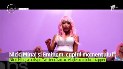 Nicky Minaj si Eminem, cuplul momentului