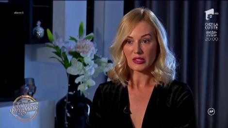 """Relațiile amoroase ale unei femei moderne. Gabriela: """"Ne certam urât de tot!"""""""