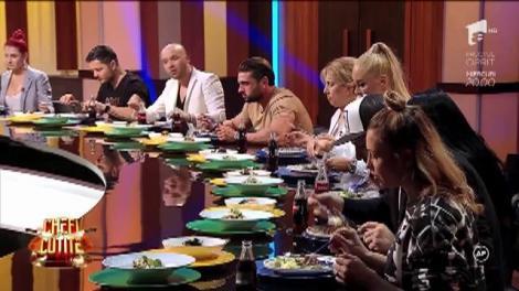 """Concurenții de la """"Asia Express"""" au degustat din preparate fără să ştie ce carne s-a folosit! Andrei Ştefănescu: """"Eu dacă am mâncat crocodil mă împuşc!"""""""
