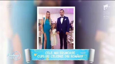 Cele mai frumoase cupluri celebre din România