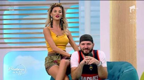 """Lora și Ionuț Ghenu, unul dintre cele mai frumoase cupluri din showbizul românesc: """"M-am trezit într-o zi cucerită"""""""