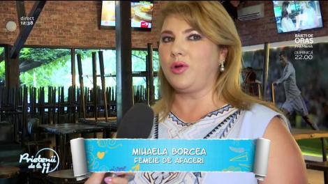 """Mihaela Borcea, despre cel mai nou proiect și fiul ei, Patrick: """"Devine un afacerist din toate punctele de vedere"""""""
