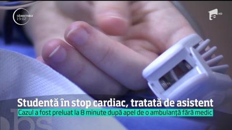 """Amănunte cumplite despre studenta care a murit în timpul unui examen, la Constanța! Tânăra ar fi putut fi salvată?! Colegii acuză: """"Ambulanța n-avea medic!"""""""