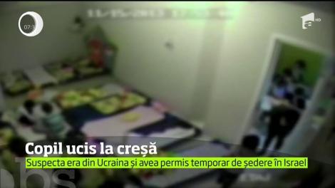 Caz şocant în Israel. Fetiţa unei familii din Republica Moldova a fost ucisă de îngrijitoarea unei creşe private de lângă Tel Aviv