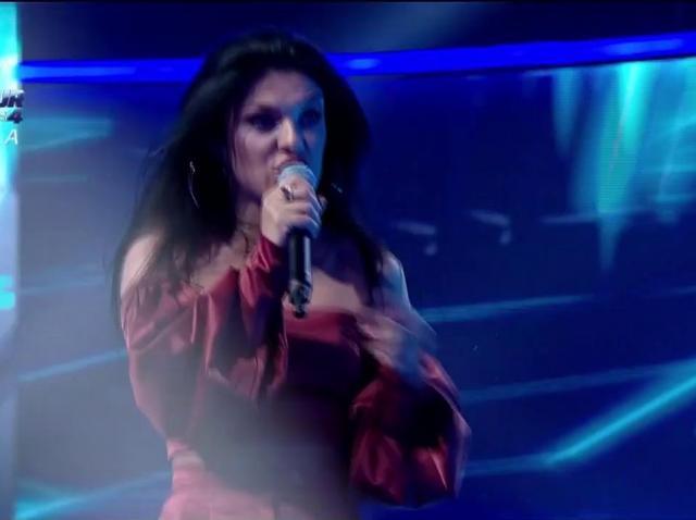 """Duel.""""Lean on & Me Blow ya mind"""". Vezi interpretarea Anastasiei Sandu, în finala """"The Four - Cei 4""""!"""