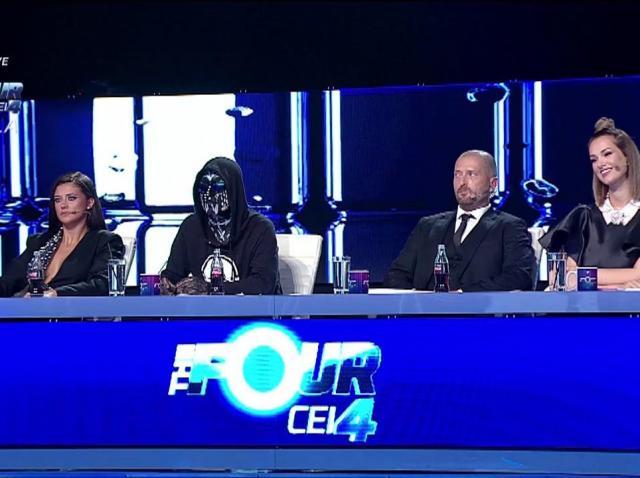 """Duel. Sam Smith - """"I'm Not The Only One"""". Vezi interpretarea lui Marcel Roșca, în finala """"The Four - Cei 4"""""""