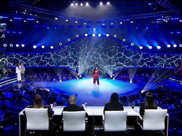 """Duel. Bebe Rexha - """"Me, Myself & I"""". Vezi interpretarea Anastasiei Sandu, în finala """"The Four - Cei 4""""!"""