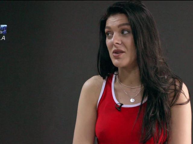 Anstasia Sandu revine în concurs