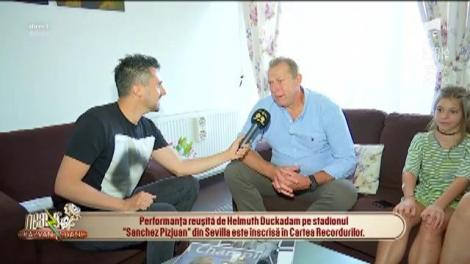 """Performanța reușită de Helmuth Duckadam pe stadionul """"Sanchez Pizjuan"""" din Sevilia este înscrisă în Cartea Recordurilor"""