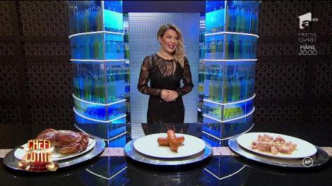"""Farsă uriașă la """"Chefi la cuțite""""! Ce a pus la cale Chef Florin Dumitrescu pentru colegii săi?"""