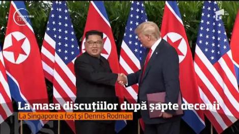 Concluziile întâlnirii istorice dintre Donald Trump si Kim Jong-Un
