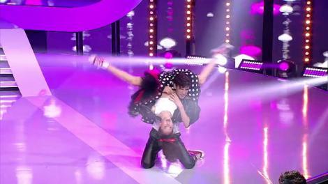 """S-au inspirat dintr-un musical și au impresionat! Ana Maria și Alexandru, super demonstrație de dans pe scena """"Next Star"""""""