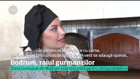 Turcii nu sunt doar ospitalieri cu turiştii. Bucătăria lor este fascinantă, iar tot mai mulţi români îşi petrec vacanţele în staţiunile de pe malul mării Egee
