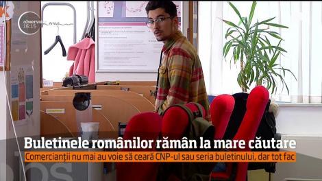 Datele personale ale românilor continuă să fie cele mai vânate informaţii