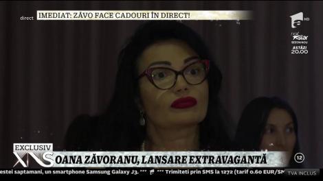 Oana Zăvoranu și-a lansat propriul parfumul