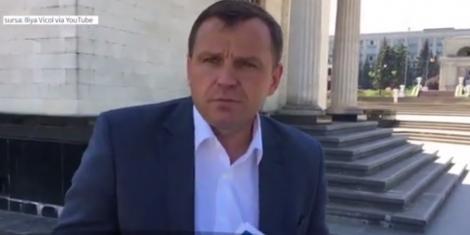 Primarul abia ales al Chişinăului, Andrei Năstase, îşi vede mandatul ameninţat