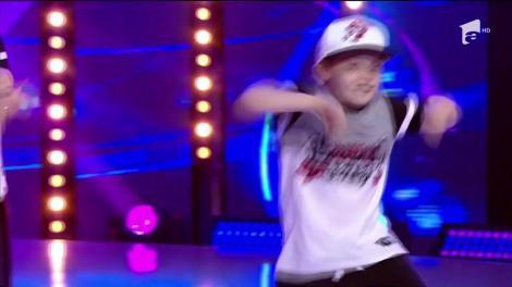 """Performanță de excepție, Trupa ABsurzii dansează la """"Next Star"""""""