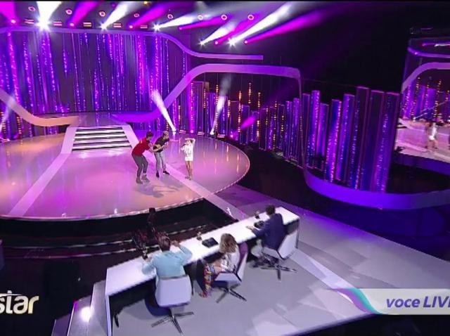 "Astrid Muthu interpretează un musical pe scena ""Next Star"""