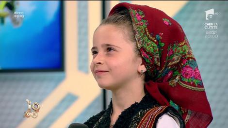 """Narcisa Ungureanu, fostă concurentă Next Star: """"Mă pregătesc pentru clasa întâi!"""" Vă amintiți când a participat la concursul de talente, era cât un ghemotoc!"""