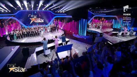 """Corul Bravissimo a câștigat cea de-a treia ediție """"Next Star"""""""