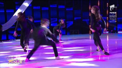 Dansul e normal la vârsta lor! Modern Lil, trupa pentru care mișcările imposibile nu există!