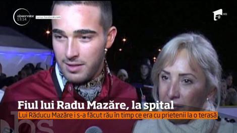 Fiul fostului primar al Constanţei a ajuns de urgență la spital