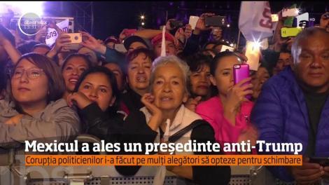 Mexicul are un nou preşedinte