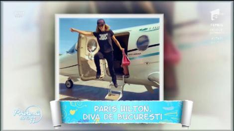 Cea mai faimoasă moştenitoare din lume vine în România să facă show! Paris Hilton se pregăteşte de cel mai tare concert din Bucureşti