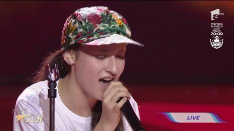 """Brad Paisley - """"Then"""". Vezi interpretarea Deliei Mălinici pe scena """"Next Star"""""""