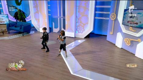 """Live! Sebi și Dani - """"Banii vorbesc"""""""