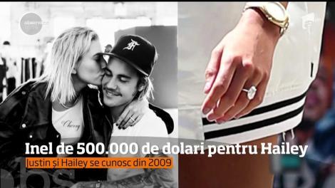 Justin Bieber nu se uită la bani când vine vorba despre iubire! Prețul ULUITOR pe care l-a plătit pentru inelul de logodnă