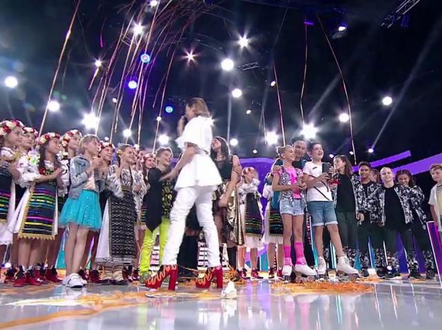 """Magie curată pe gheață! Maria și Anelin au câștigat cea de-a cincea ediție a noului sezon """"Next Star"""" cu un super spectacol de patinaj artistic!"""