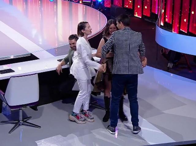 """Lidia Buble, apariție de senzație la """"Next Star""""! """"I-am luat pe ai lui Răzvan, din greşeală"""""""