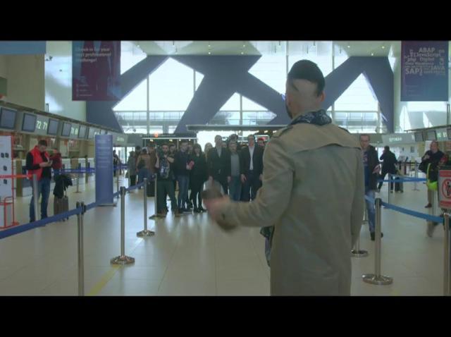 """Roby Roberto comite FURTUL SECOLULUI! Emoțiile au fost cumplite în aeroport! """"Nu m-am putut abține..."""""""