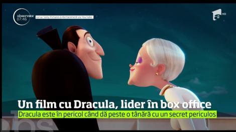 """Animaţia """"Hotel Transylvania 3: Monştrii în vacanţă"""" a debutat pe primul loc în box office-ul nord-american"""