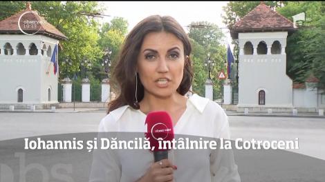 Iohannis și Dăncilă, întâlnire la Cotroceni! Cei doi oficiali au discutat despre președinția Consiliului Uniunii Europene